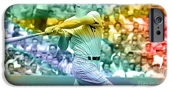 Mickey Mantle IPhone 6s Case