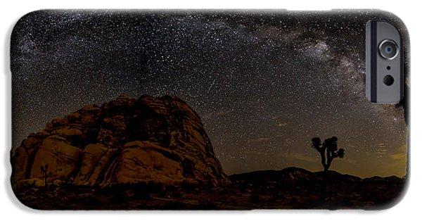 Milky Way Over Joshua Tree IPhone 6s Case