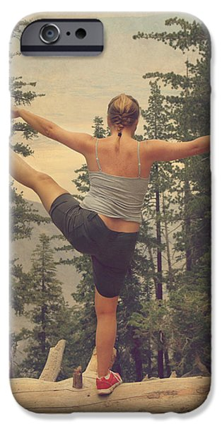 Yoga iPhone 6s Case - Mindbody by Laurie Search