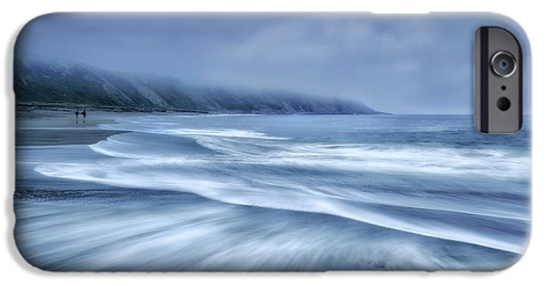 Simple iPhone 6s Case - Mists In The Sea by Fran Osuna