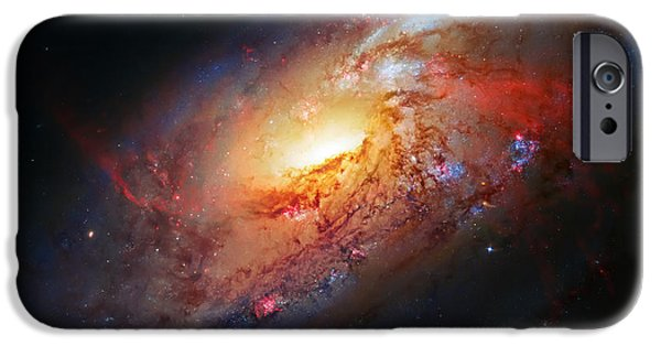 Molten Galaxy IPhone 6s Case