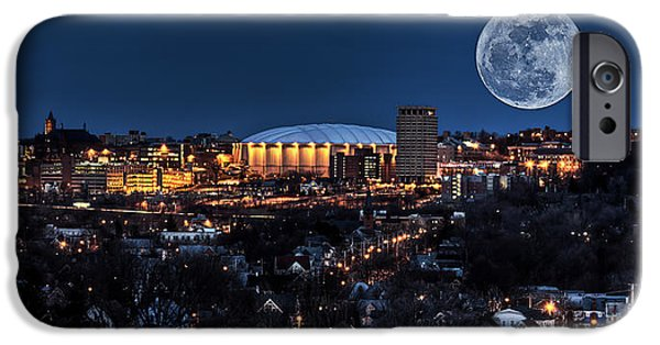 Moon Over The Carrier Dome IPhone 6s Case