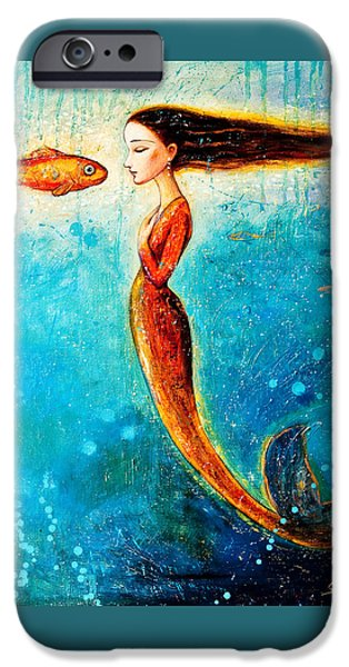 Mystic Mermaid II IPhone 6s Case