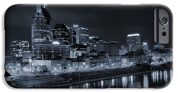 Nashville Skyline At Night IPhone 6s Case