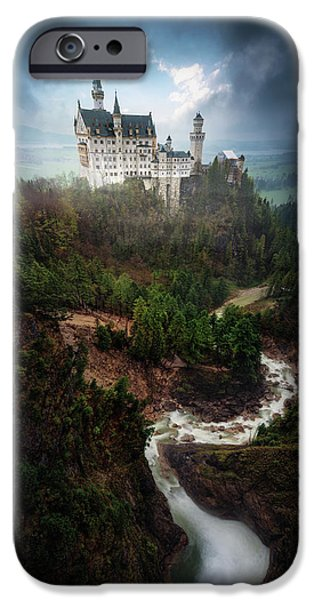 Castle iPhone 6s Case - Neuschwanstein. by Juan Pablo De
