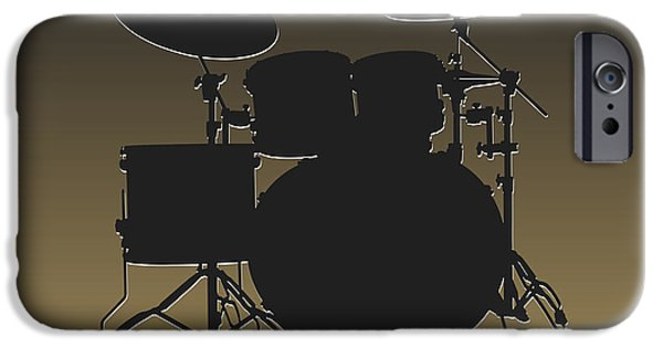 New Orleans Saints Drum Set IPhone 6s Case by Joe Hamilton