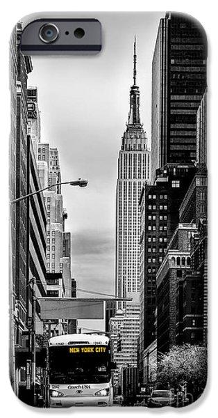 New York Express IPhone 6s Case by Az Jackson