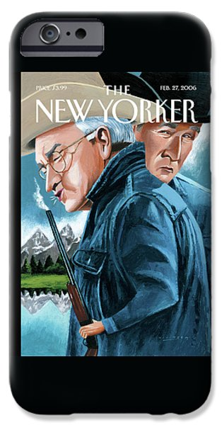 New Yorker February 27th, 2006 IPhone 6s Case