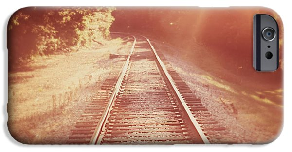 Train iPhone 6s Case - Next Stop Home by Amy Tyler