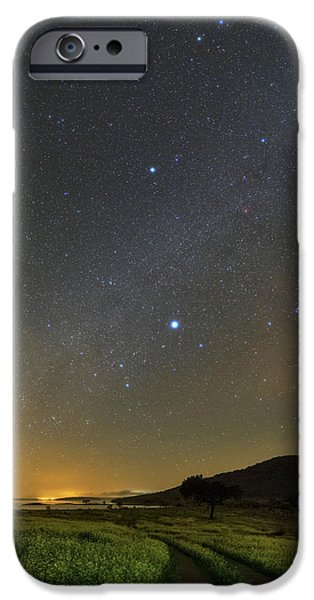 Night Sky In Dark Sky Reserve IPhone Case by Babak Tafreshi