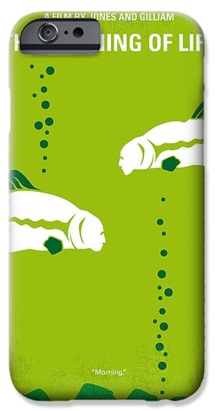 No226 My The Meaning Of Life Minimal Movie Poster IPhone 6s Case