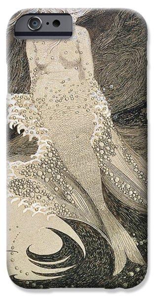 The Mermaid IPhone 6s Case by Sidney Herbert Sime