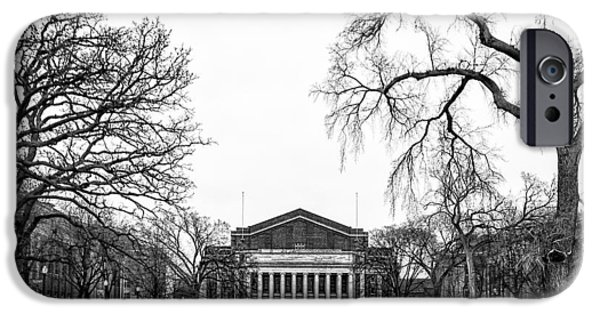 Northrop Auditorium At The University Of Minnesota IPhone 6s Case by Tom Gort