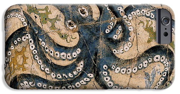 Octopus - Study No. 2 IPhone 6s Case