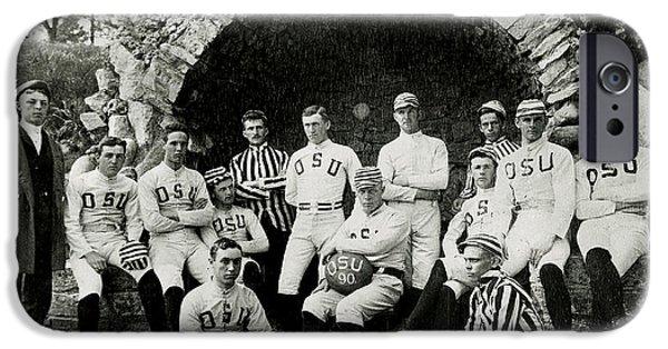 Football iPhone 6s Case - Ohio State Football Circa 1890 by Jon Neidert
