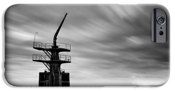 Old Crane IPhone 6s Case by Dave Bowman
