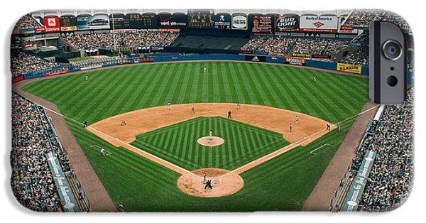 Yankee Stadium iPhone 6s Case - Old Yankee Stadium Photo by Horsch Gallery