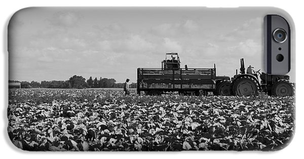 IPhone 6s Case featuring the photograph On The Farm by Ricky L Jones