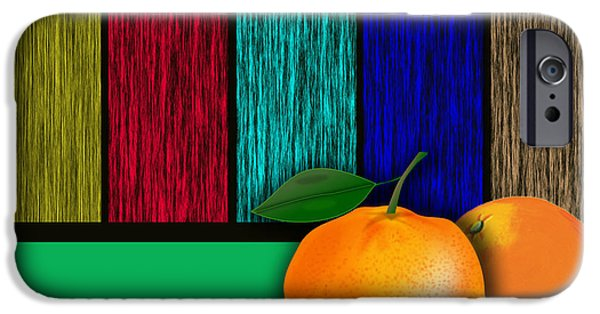 Oranges  IPhone 6s Case by Marvin Blaine