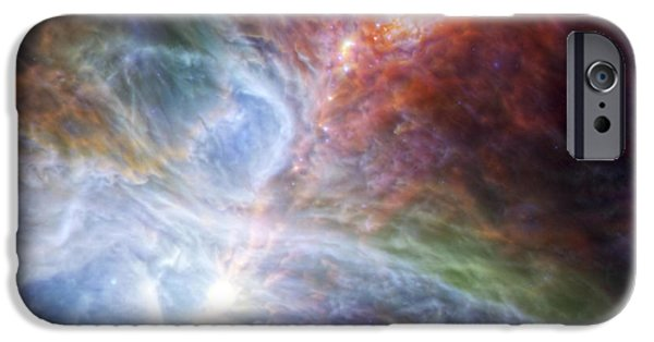 Orion's Rainbow Of Infrared Light IPhone 6s Case by Adam Romanowicz
