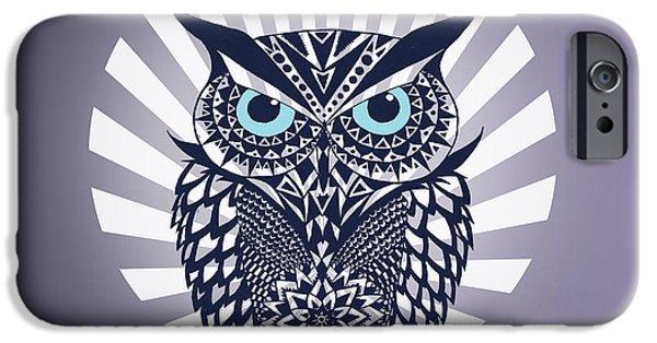 Owl IPhone 6s Case by Mark Ashkenazi