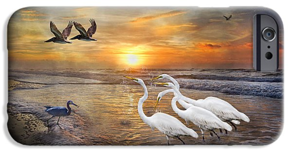 Paradise Dreamland  IPhone 6s Case by Betsy Knapp