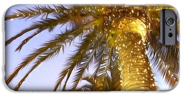 Paradise Palm IPhone 6s Case