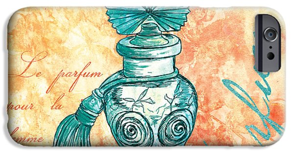 Perfume iPhone 6s Case - Parfum by Debbie DeWitt