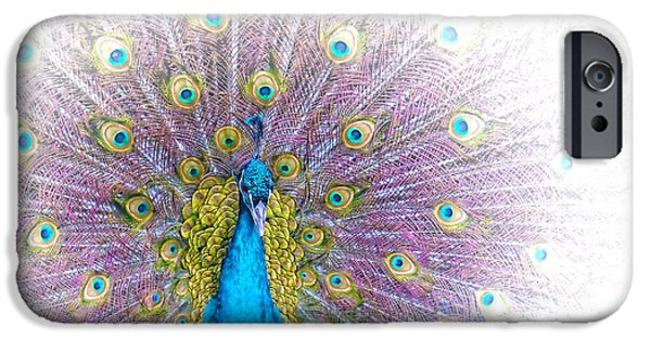 Peacock IPhone 6s Case