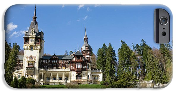 Peles Castle, Sinaia, Carpathian IPhone 6s Case