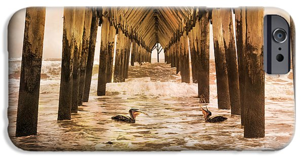 Pelican Paradise IPhone 6s Case by Betsy Knapp