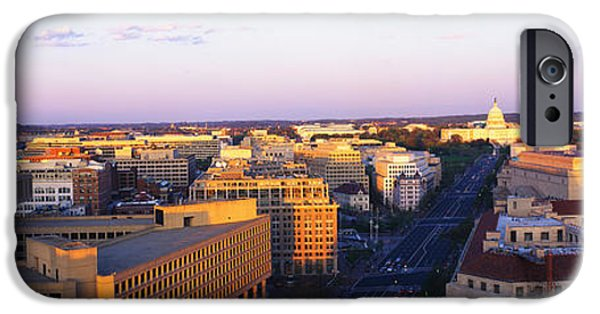 Pennsylvania Ave Washington Dc IPhone 6s Case by Panoramic Images