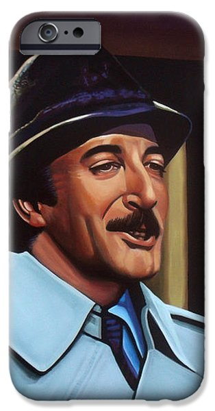 Peter Sellers As Inspector Clouseau  IPhone 6s Case