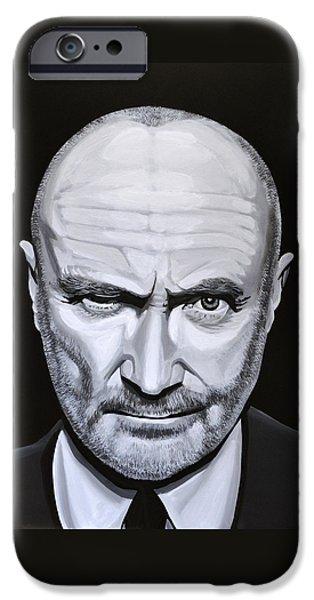Phil Collins IPhone 6s Case