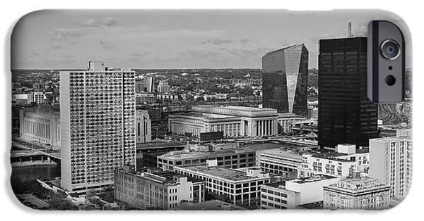 Philadelphia - A View Across The Schuylkill River IPhone 6s Case