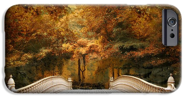 New Leaf iPhone 6s Case - Pine Bank Autumn by Jessica Jenney