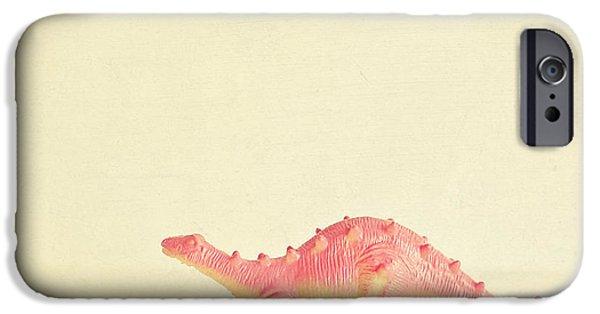 Pink Dinosaur IPhone 6s Case