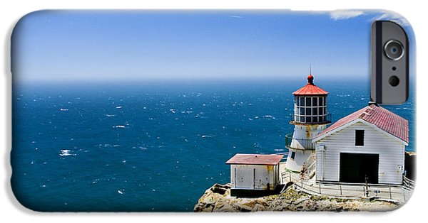 Point Reyes Lighthouse California IPhone 6s Case