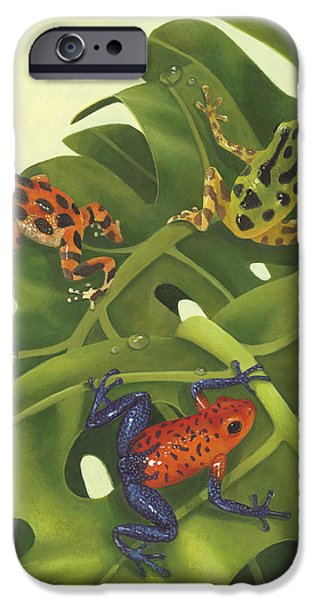 Poison Pals IPhone 6s Case by Laura Regan