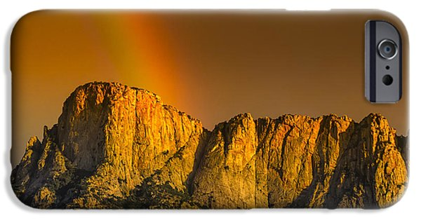 Pot Of Gold IPhone 6s Case by Mark Myhaver