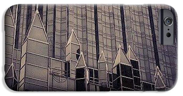 Downtown Castle IPhone 6s Case by Charlie Cliques