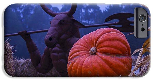 Pumpkin And Minotaur IPhone 6s Case