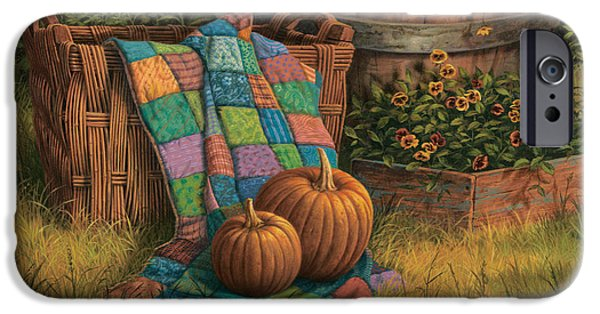 Pumpkins And Patches IPhone 6s Case