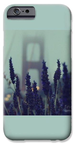 Golden Gate Bridge iPhone 6s Case - Purple Haze Daze by Jennifer Ramirez