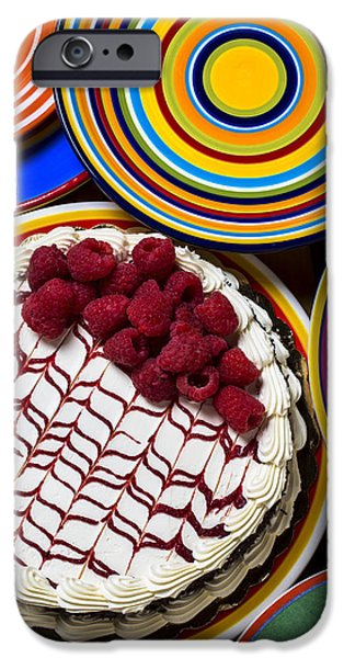 Raspberry Cake IPhone 6s Case