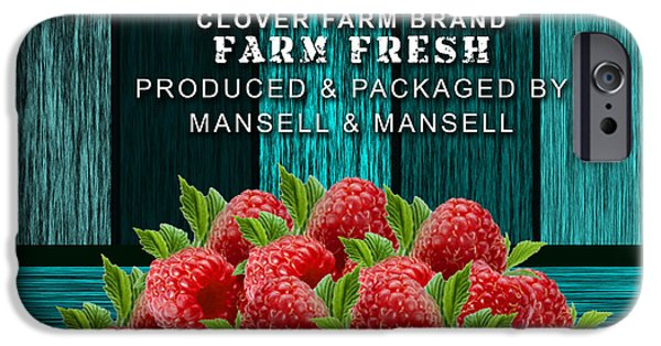 Raspberry Farm IPhone 6s Case
