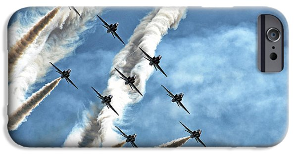 Red Arrows IPhone 6s Case