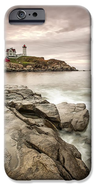 Red Light IPhone Case by Jon Glaser