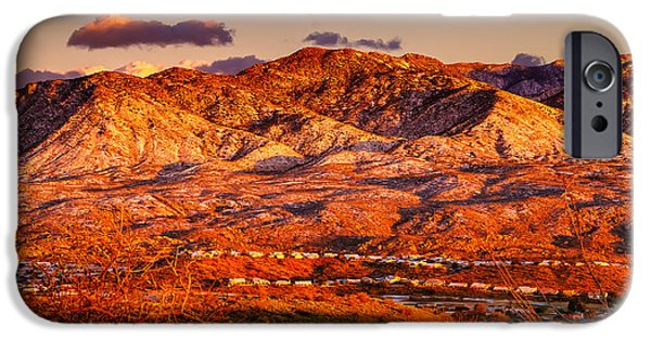 Red Planet IPhone 6s Case by Mark Myhaver