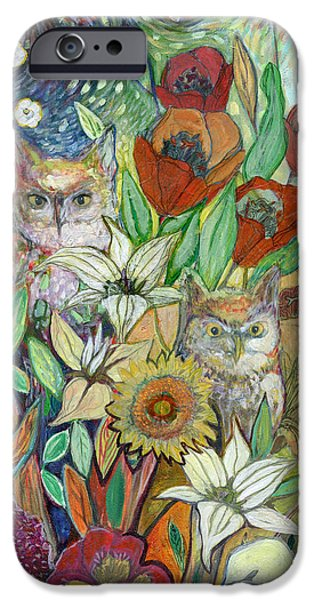 Tulip iPhone 6s Case - Returning Home To Roost by Jennifer Lommers